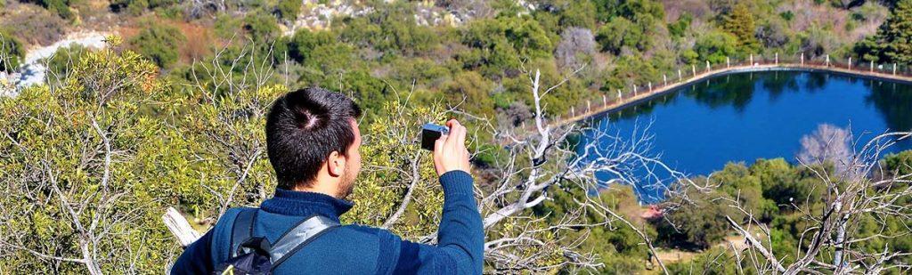 Safari fotográfico, Villa de Merlo