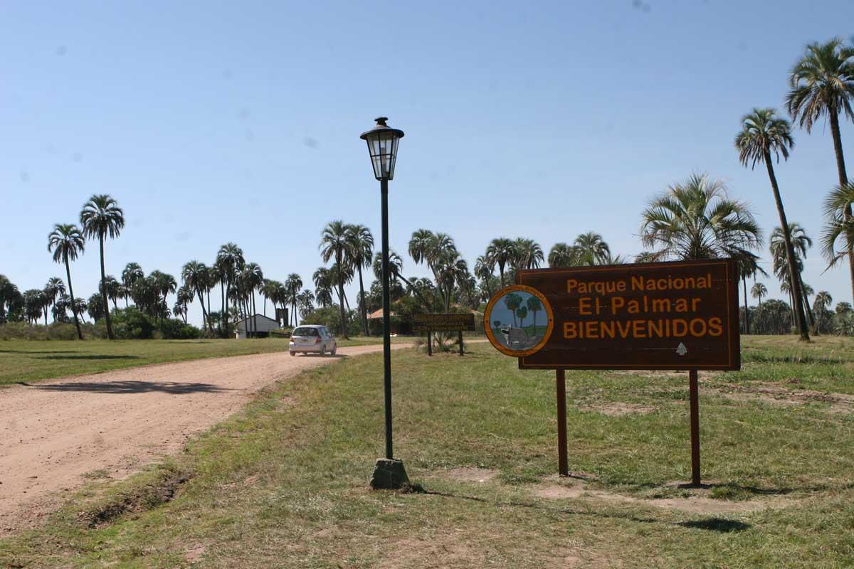 Parque Nacional El Palmar, Colón, Entre Ríos
