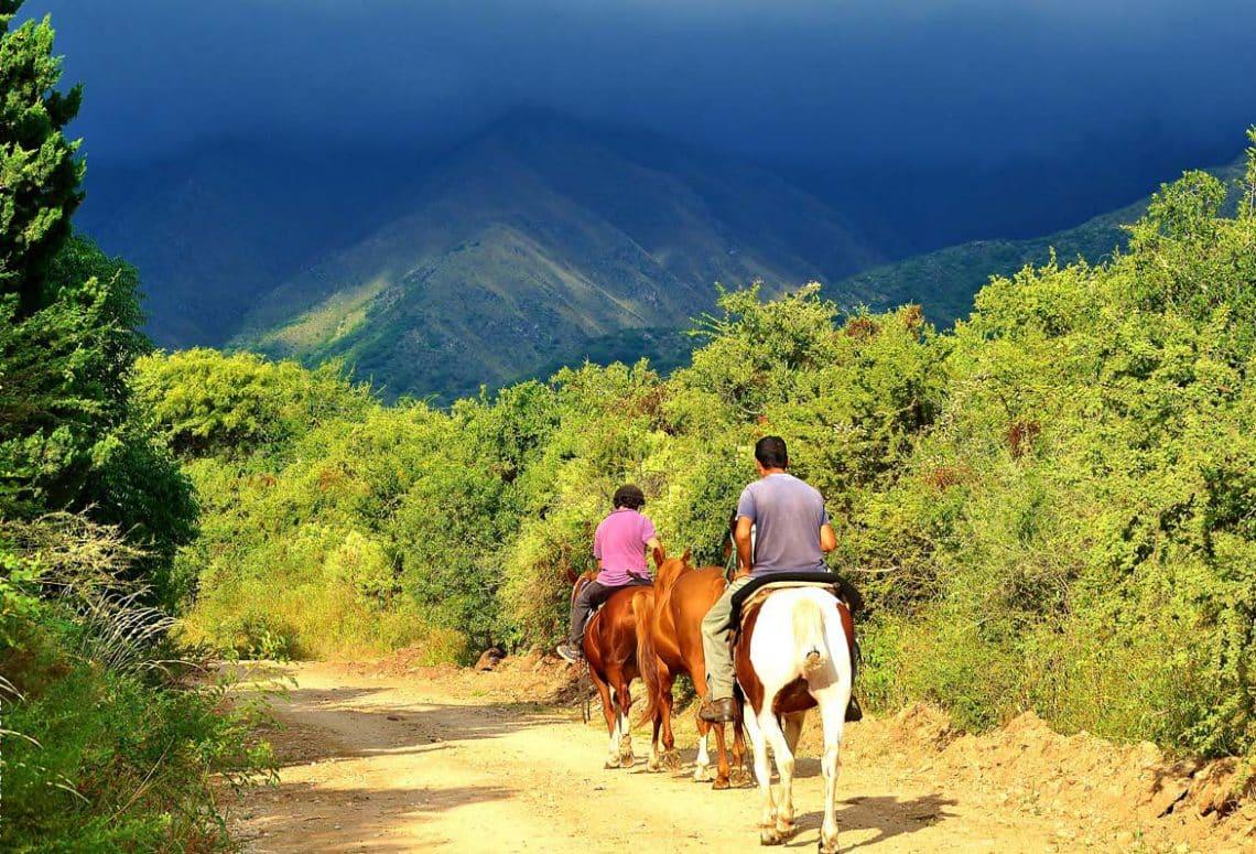 Turismo Aventura en Merlo, San Luis