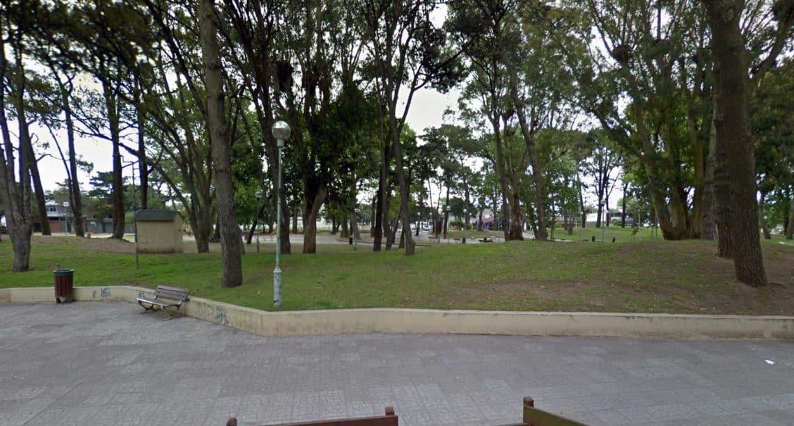 Plaza de la Familia, San Bernardo del Tuyú, Partido de la Costa, Buenos Aires