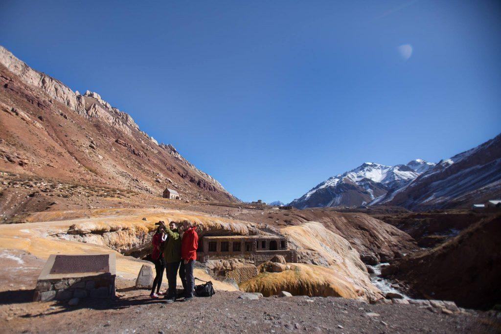 Puente del Inca - Ministerio de Turismo de la Nación Argentina