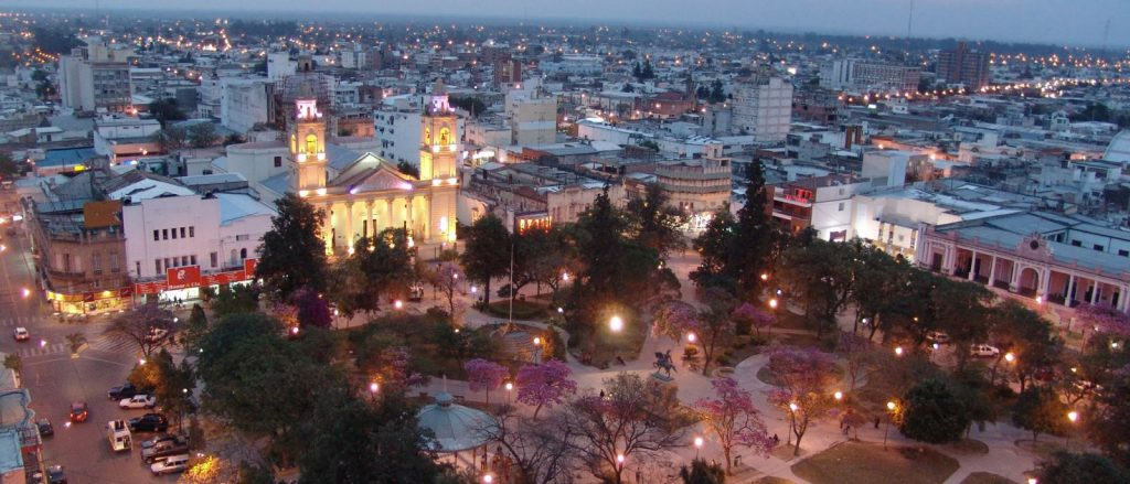 Plaza Libertad, Santiago del Estero, Madre de Ciudades