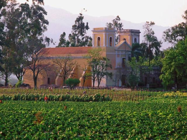 Ruinas de Lules, Reducción jesuítica de Tucumán