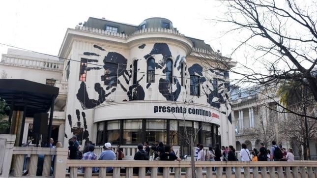 Bienalsur Rosario - foto:telam.com.ar