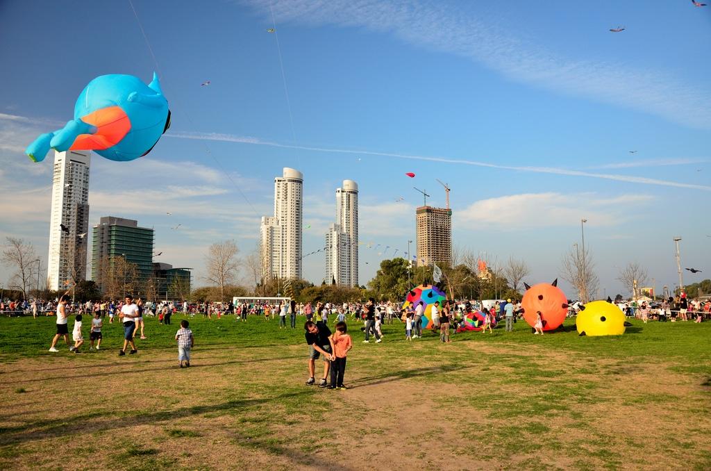Pintemos el cielo - Festival de Barriletes en Rosario