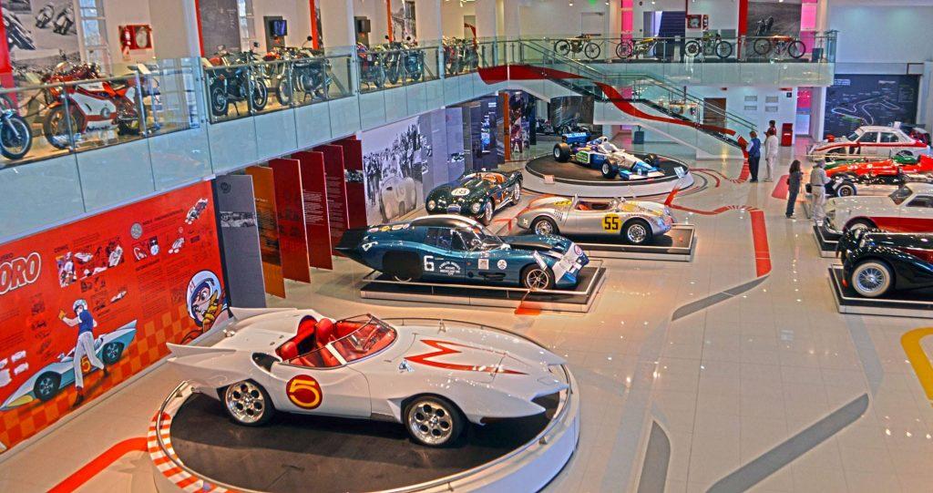 Museo del Automovilismo Termas de Rio Hondo, Santiago del Estero