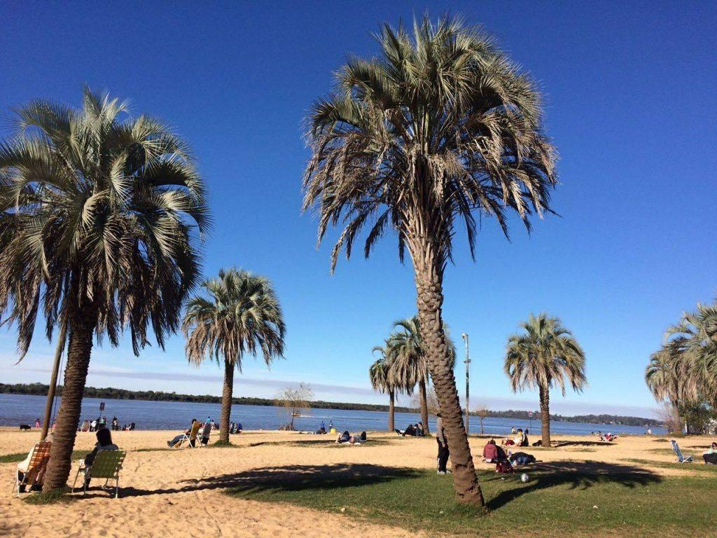 Playa de Colón, Entre Ríos - Dirección de Turismo de Colón Entre Ríos