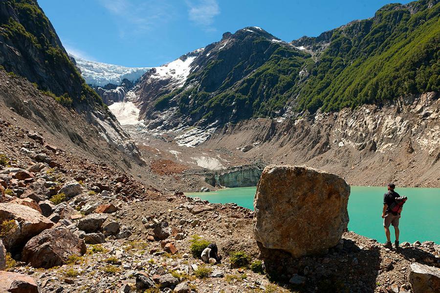Excursión al Glaciar Torrecillas