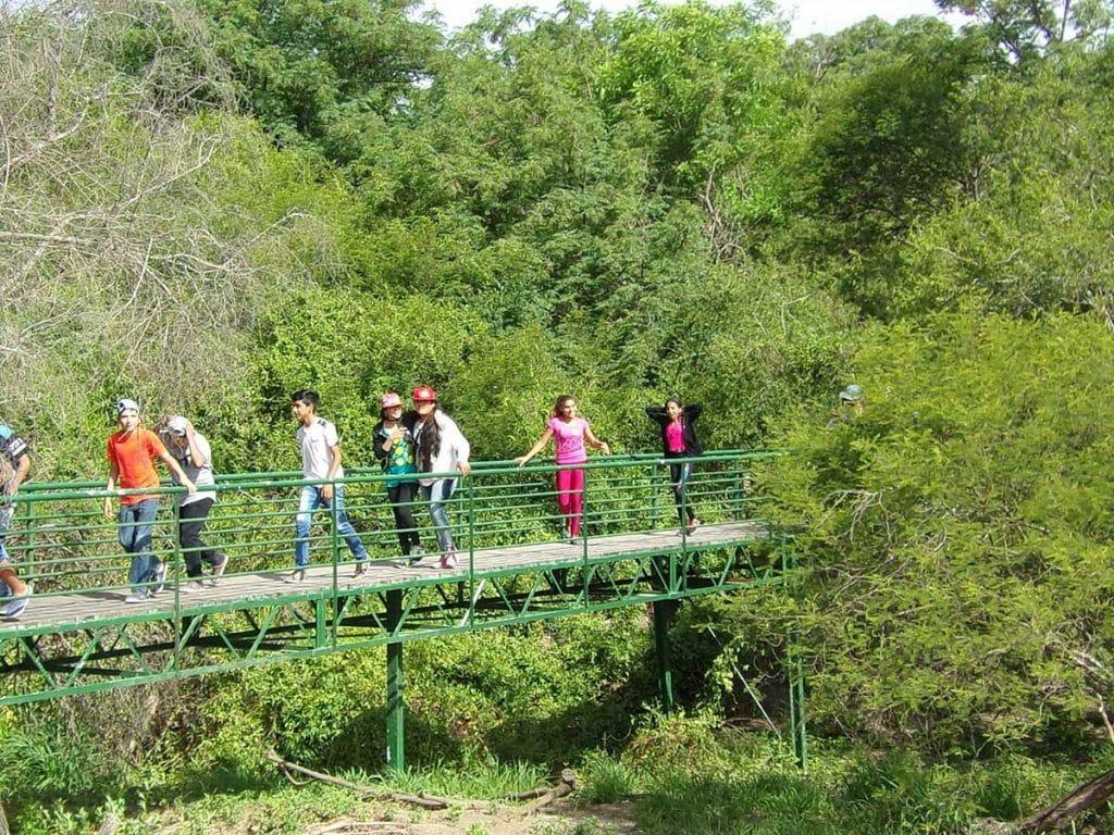 Reserva Natural Tara Inti, Termas de Río Hondo, Santiago del Estero