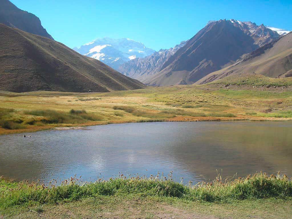 Parque Provincial Aconcagua - Mendoza