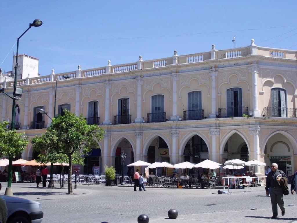 Museo de Arqueología de Alta Montaña, ciudad de Salta