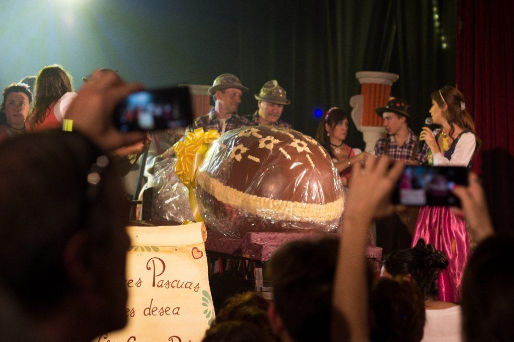 Fiesta Nacional de la Masa Vienesa, Villa General Belgrano, Córdoba