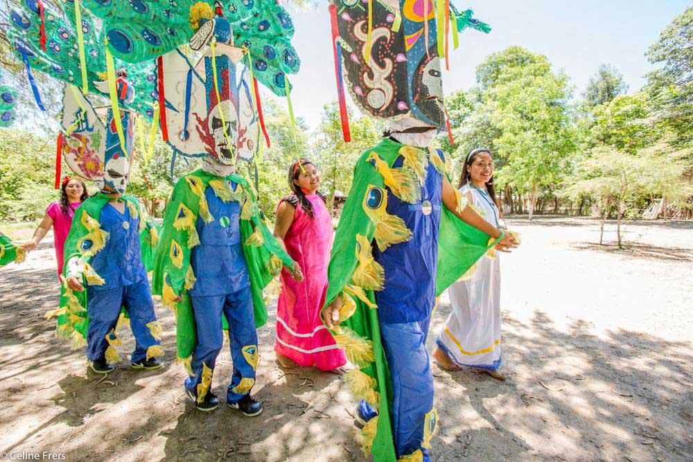 Baile del Pim Pim, Salta - foto: Celine Frers