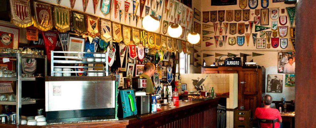 Bar Notable de Buenos Aires - https://turismo.buenosaires.gob.ar/es