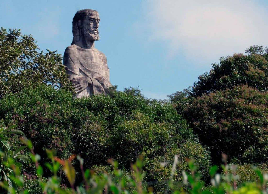 Cristo Penitente, La Caldera, Salta