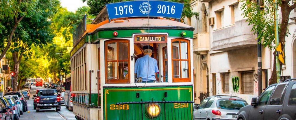 Tranvía Histórico de Buenos Aires - https://turismo.buenosaires.gob.ar/es