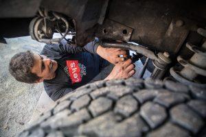 Quito, nuestro mecánico.