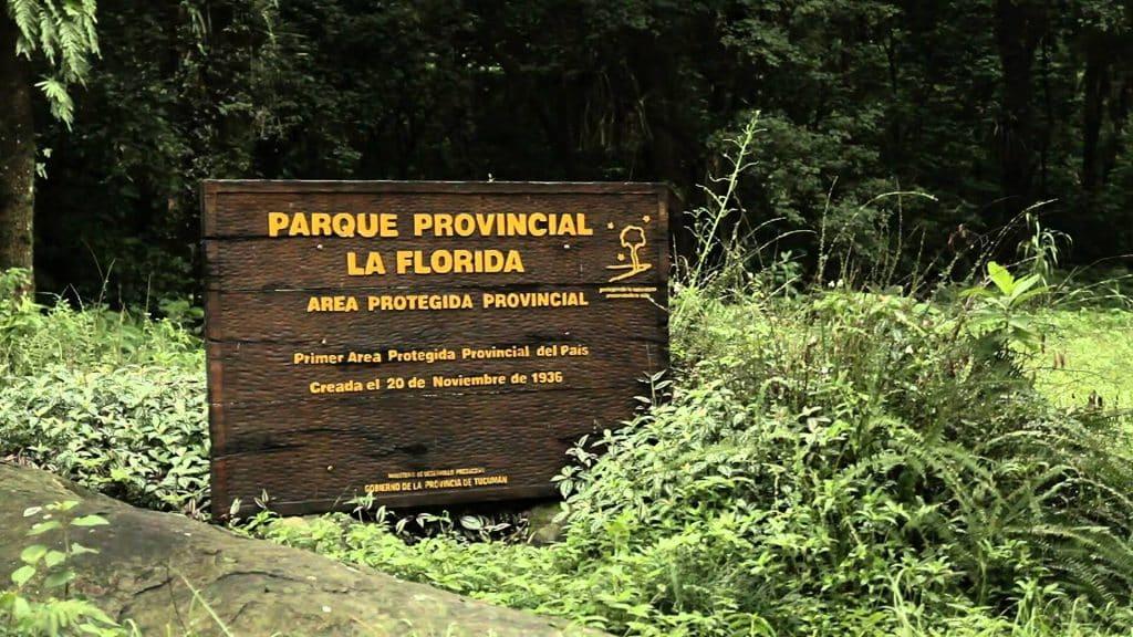 Parque Provincial La Florida, Tucumán