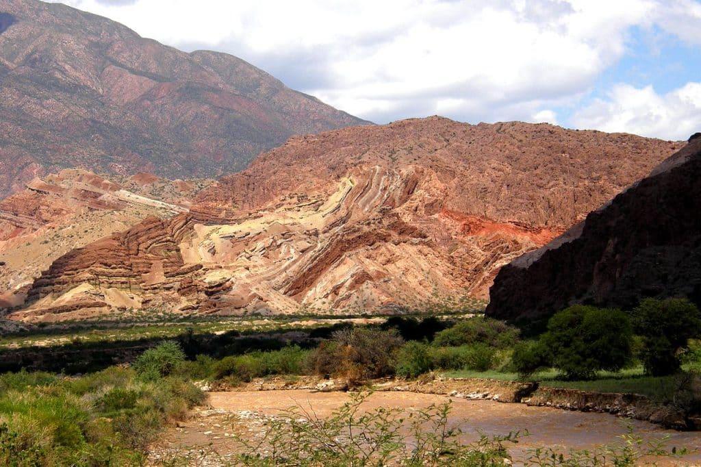 Quebrada de las Conchas - Salta