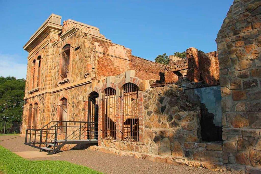 Castillo San Carlos, Concordia, Entre Ríos