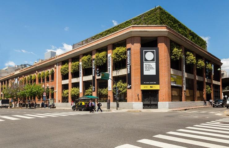 Museo Nacional de Arte Contemporáneo buenos aires