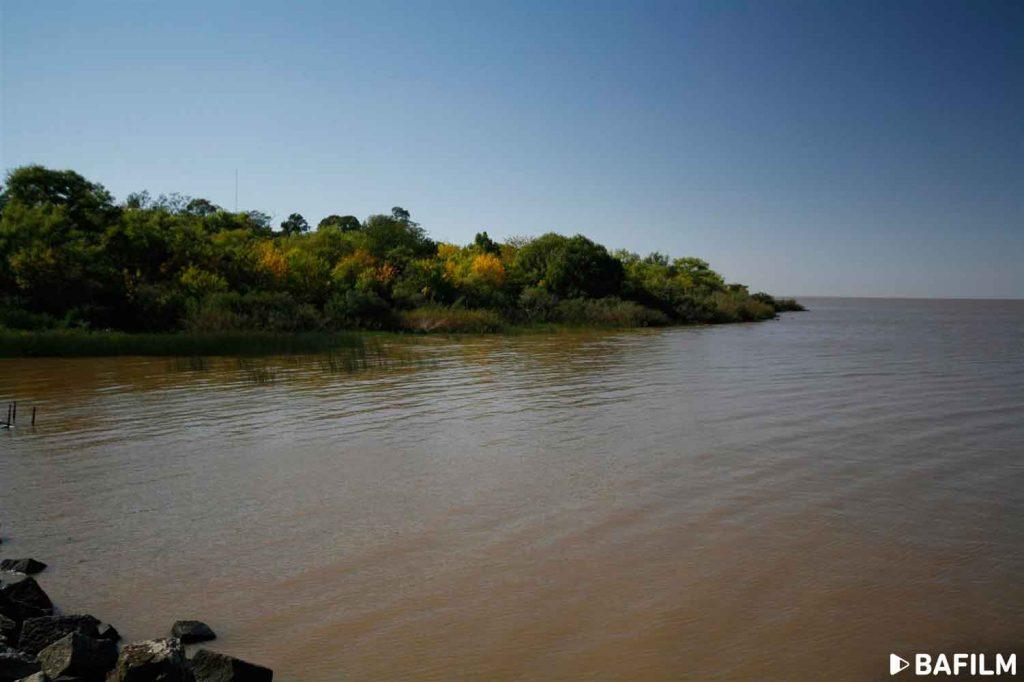 Isla Martín García, Buenos Aires - foto:bafilm.gba.gob.ar