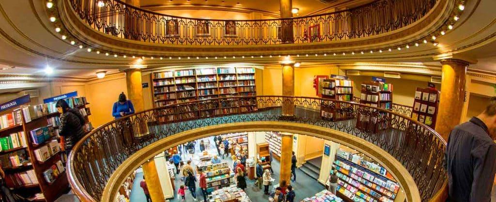 Librería El Ateneo Grand Splendid, Buenos Aires - foto: Turismo Buenos Aires Ciudad