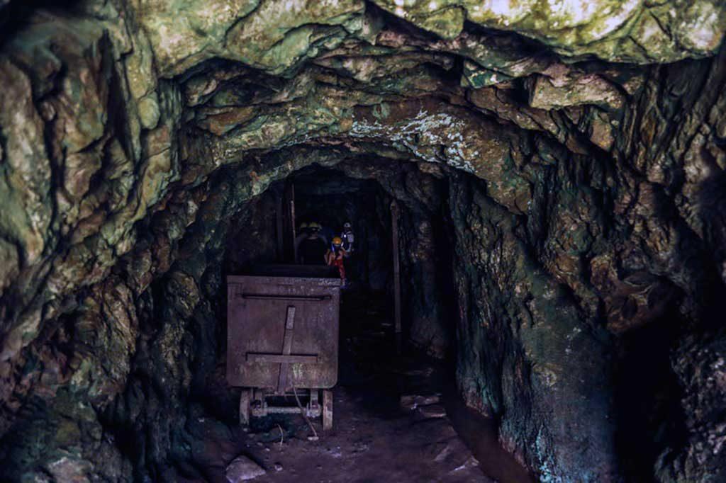 mina de La Carolina, San Luis - foto: Pueblos Auténticos lacarolina.tur.ar