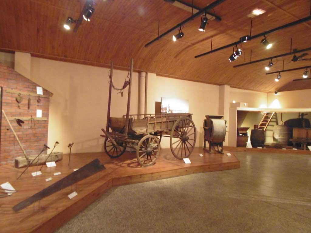 Museo Histórico Regional de la Colonia San José - ph caminosculturales.com.ar