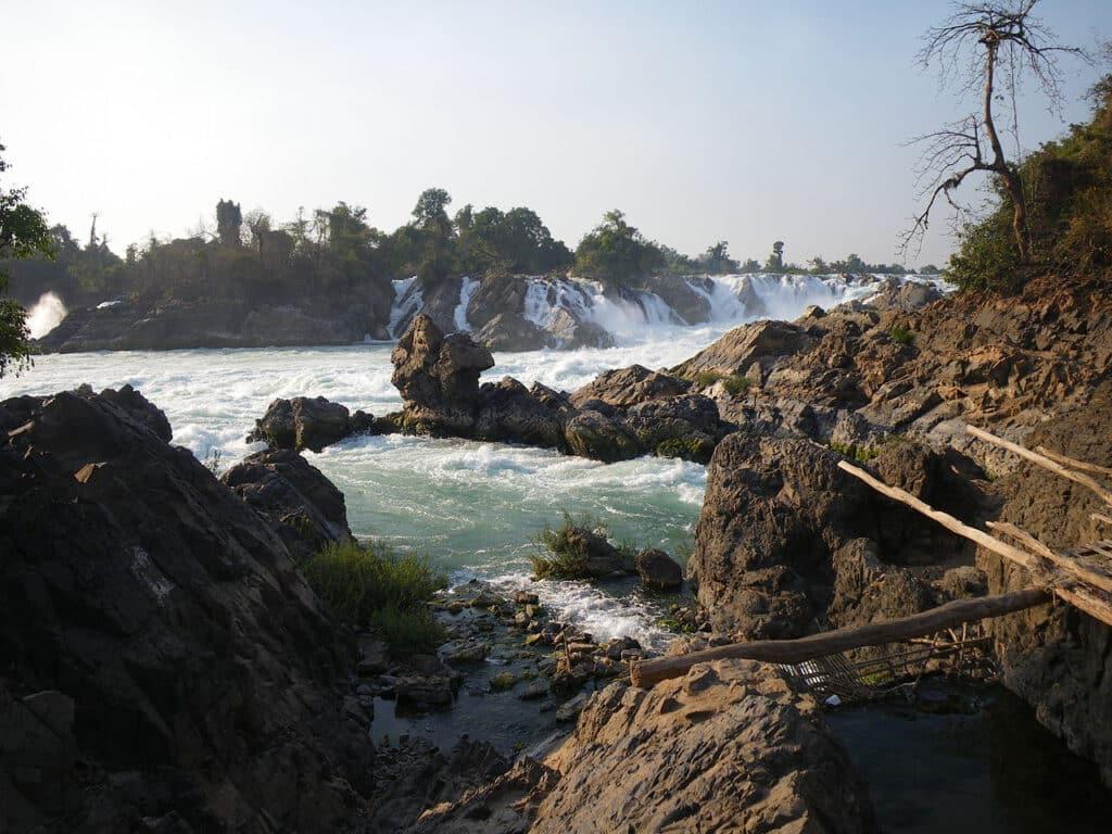 Cataratas Khone Phapheng, Laos