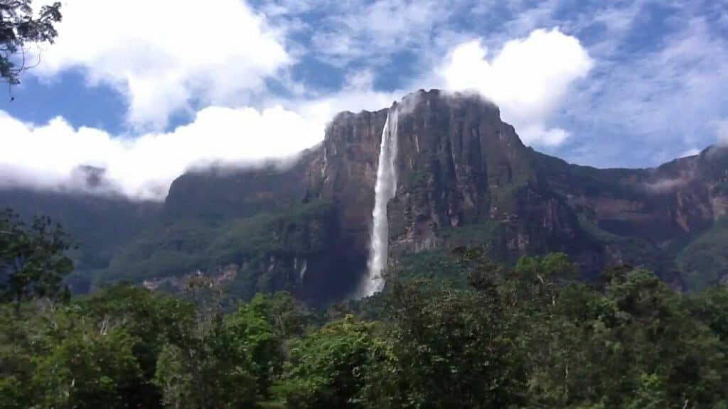 Salto Angel | Kerepakupai Vená - Venezuela