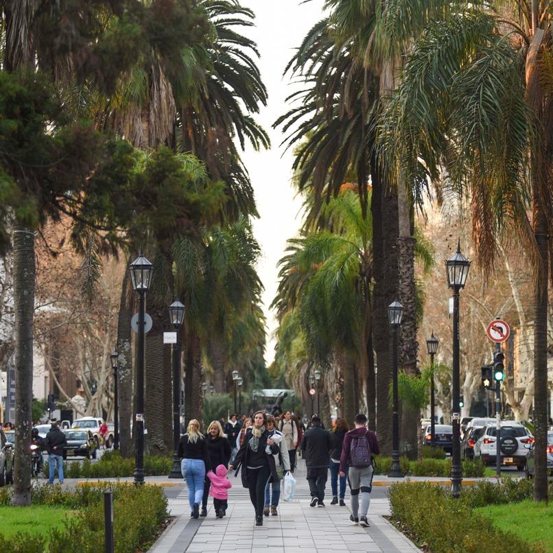 Boulevard Oroño, Rosario