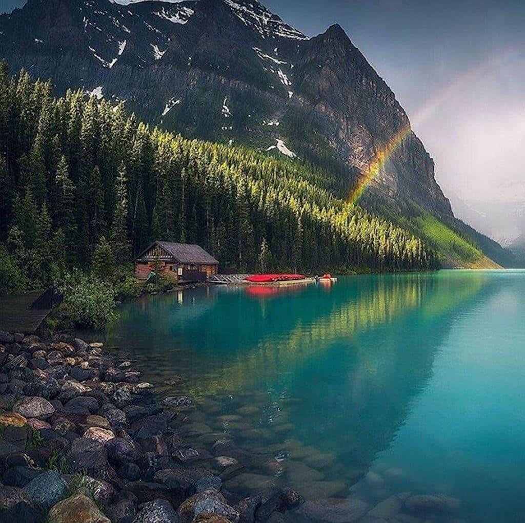 Lago Louis, Canada - @cumacevikphoto