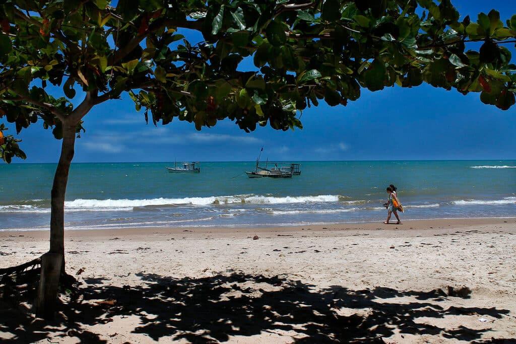 Trancoso una de las playas de ensueño de Brasil