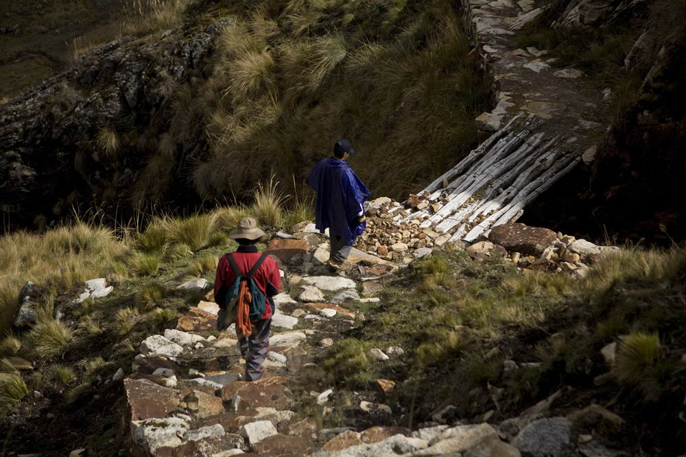 Trekking a Choquequirao - ph peru.travel