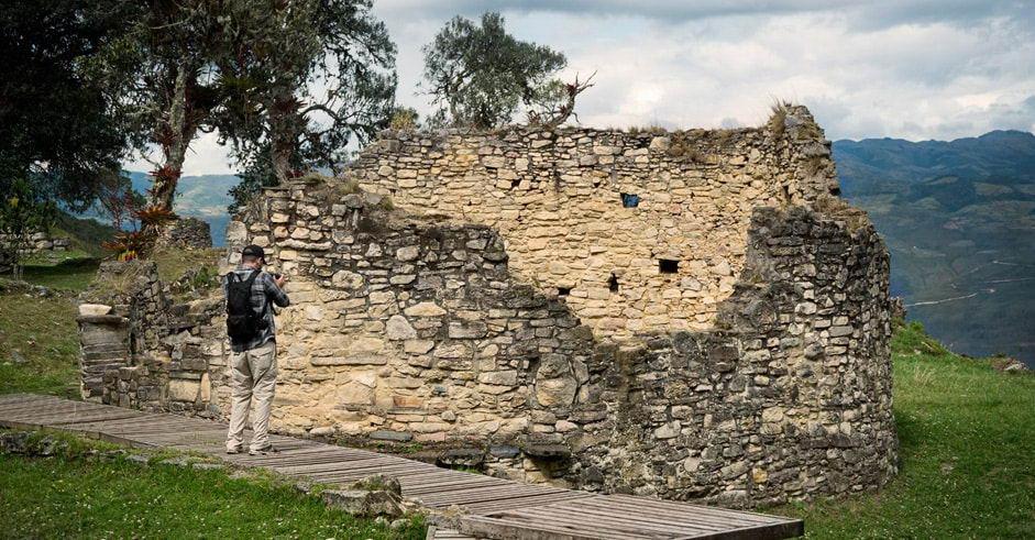 Fortaleza de Kuélap, Perú