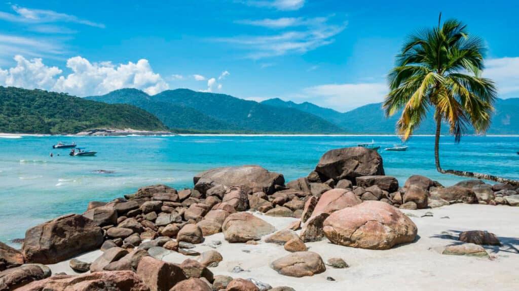 Ilha Grande cuenta con las mejores playas de Brasil