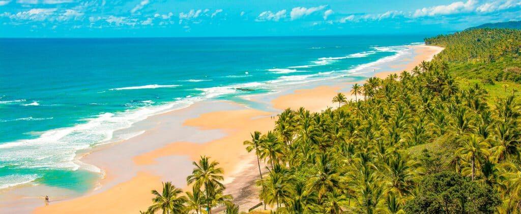 Itacarezinho, mejores playas de Brasi