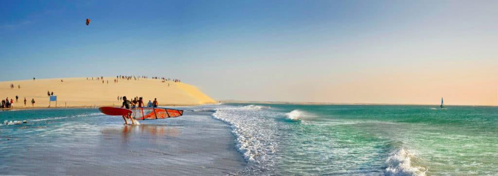 Jericocoará y sus inconfundibles dunas de fondo