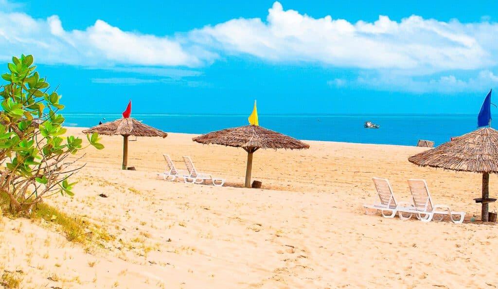 Maceió, mejores playas de Brasi - ph Ricardo Junior