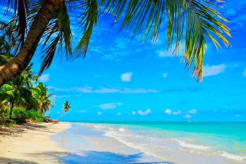 Paisaje de ensueño en uno de las playas de Maceió