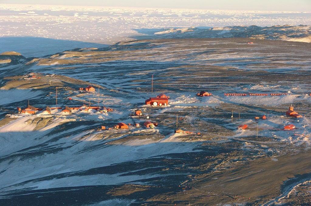 Record de Temperaturas altas en la Antártida Argentina - ph smn.gob.ar