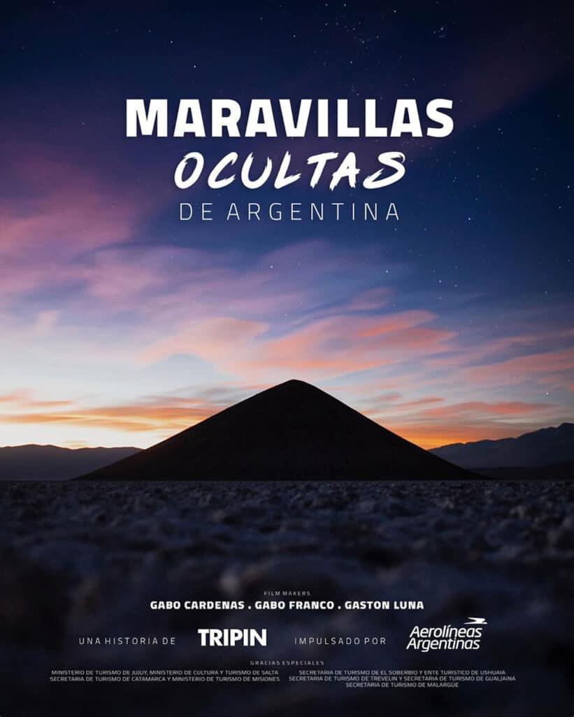 Poster Film Maravillas Ocultas de Argentina