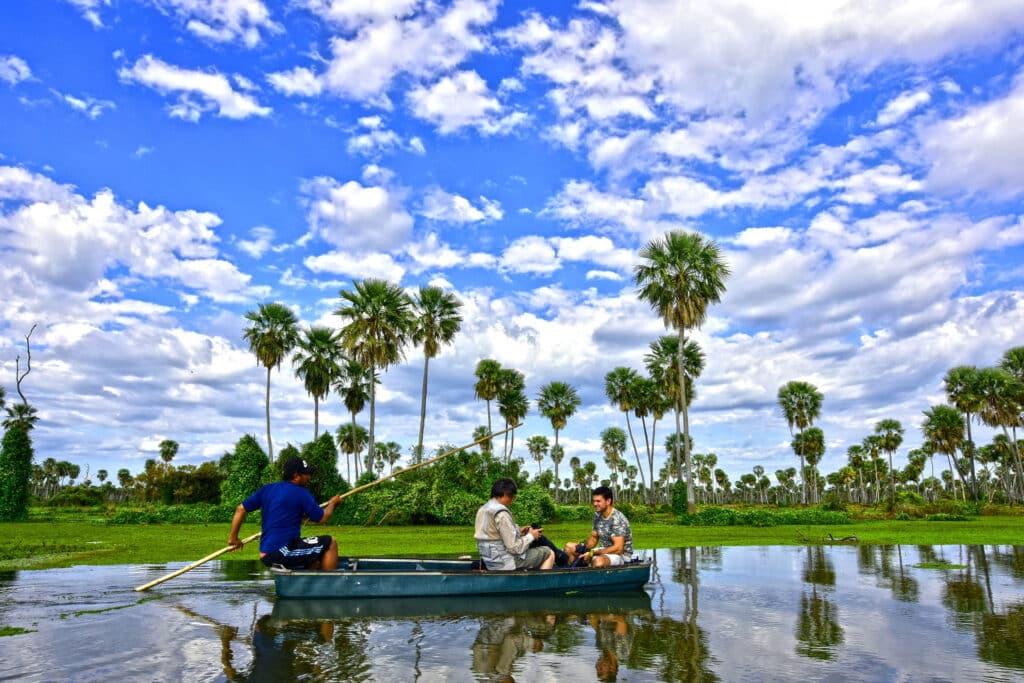 Bañado la Estrella, Formosa - foto: argenfor.com.ar