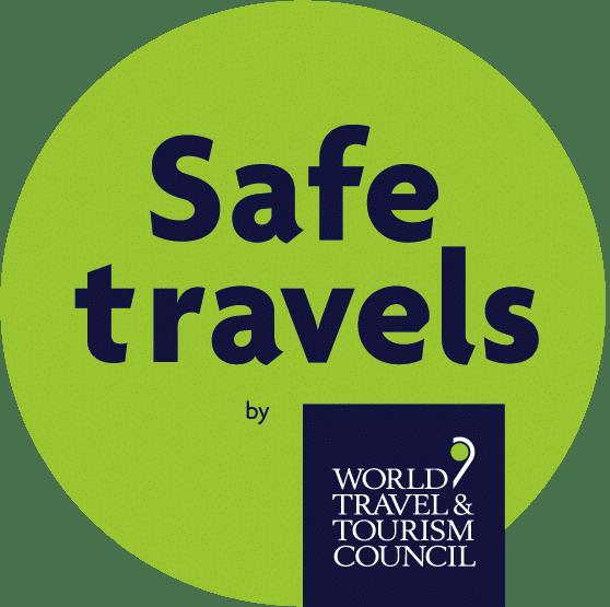 Sello Safe Travels de la WTCC
