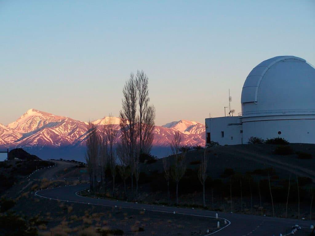 Complejo Astronómico El Leoncito, San Juan