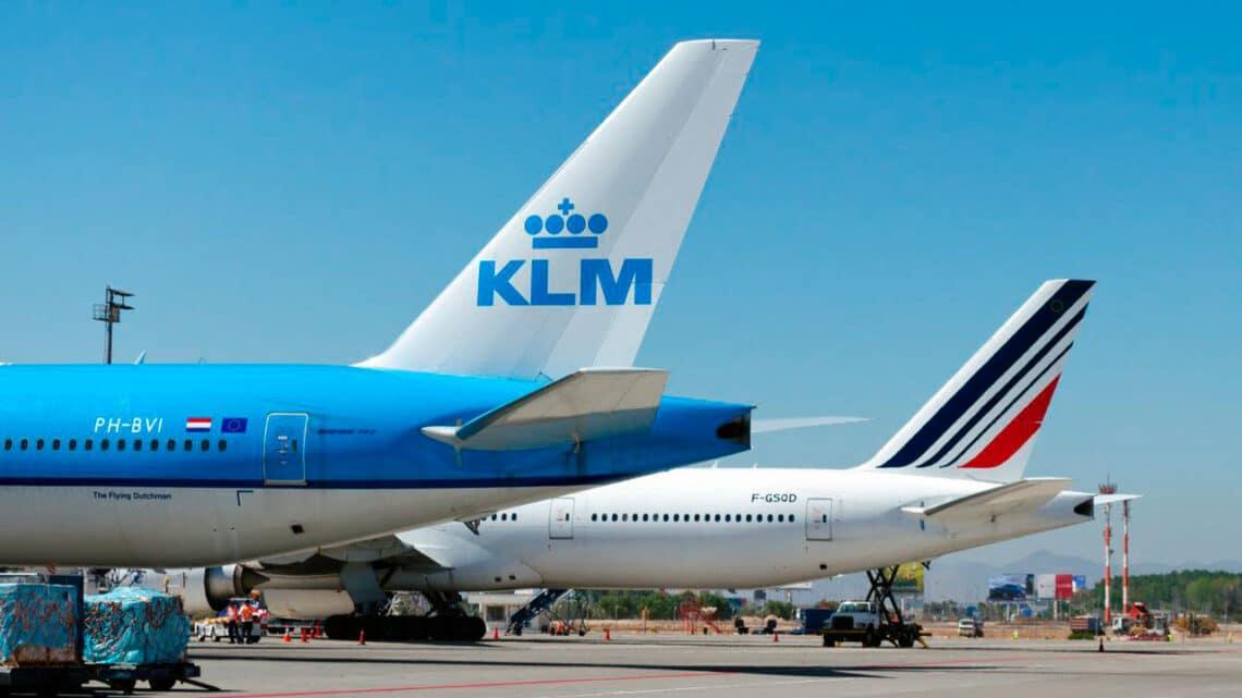 aerolinea KLM - vuelos