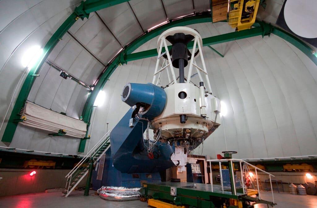 El Telescopio Jorge Sahade - Complejo Astronómico El Leoncito, San Juan