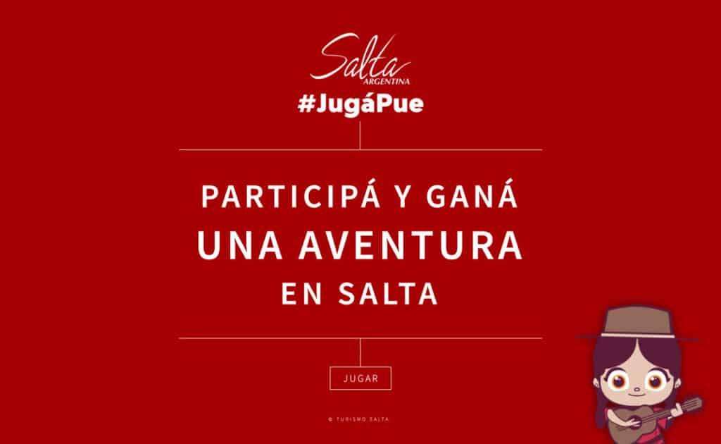 Juga Pue, Salta Turismo