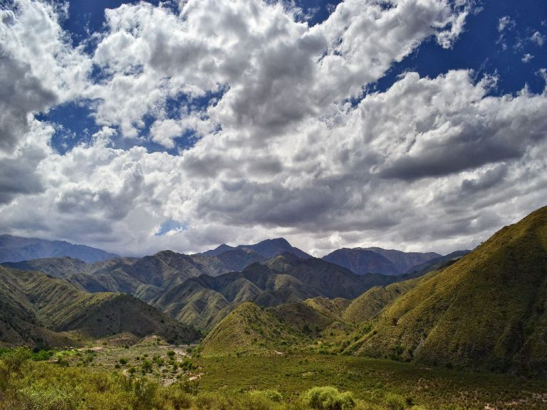 Vuelta al Pique, Chilecito, La Rioja